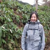 日本山岳ガイド協会認定登山ガイド米坂恵子